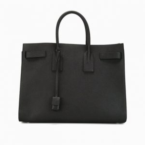 Casual Black Handbag